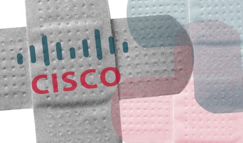 cisco patches