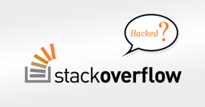 Stack OverFlow hacked