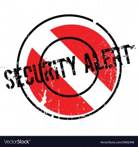 Security Alert